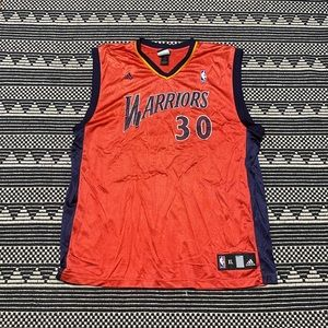 Adidas NBA Golden State Stephen Curry Jersey